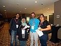 People at Wikimania 2017 (3).jpg