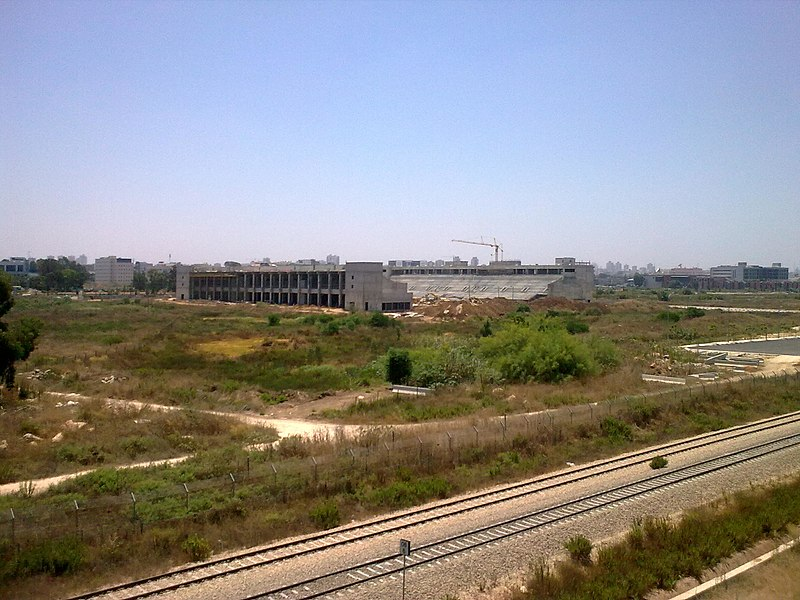 Investigating Fundamental Criteria Of metalwork in the center of Israel 800px-Petah_Tikva_Stadium01