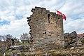 Pfarrweisach, Liechtenstein, Ruine der Nordburg 20170414 007.jpg