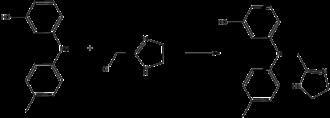 Phentolamine - Image: Phentolamine synthesis