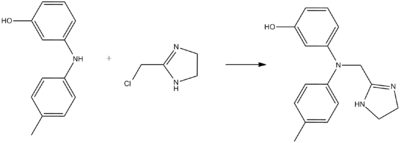 Phentolamine synthesis.png