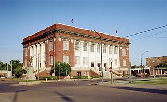 Phillips County, Arkansas - Image: Phillips County Arkansas Courthouse