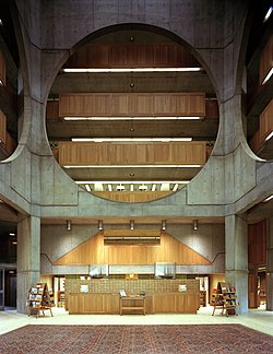 Image illustrative de l'article Louis Kahn (architecte)