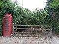 Phone Box, East Lutton - geograph.org.uk - 1391175.jpg