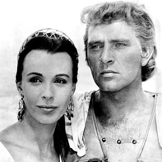 Claire Bloom - with Richard Burton in Alexander the Great (1956)