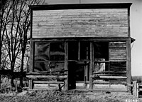 Photograph of Abandoned General Store at Oneva, Wisconsin - NARA - 2128894.jpg