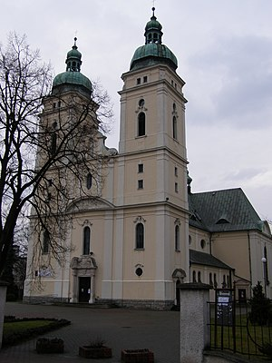 Roman Catholic Territorial Prelature of Schneidemühl - Today's Holy Family Church in Piła (Schneidemühl)