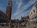 Piazza San Marco , Venezia , Veneto - panoramio.jpg
