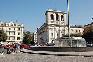 Province of Terni - Palazzo Bazzani in Terni, the provincial seat.