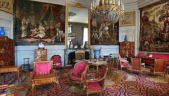 Château de Compiègne - Music lounge