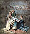 Pictures of English History Plate XV - Queen Matilda and Her Tapestry.jpg