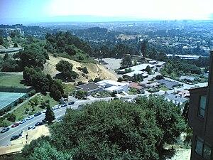 Piedmont, California - A view of Piedmont