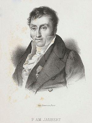 Pierre Amédée Jaubert - Pierre Amédée Jaubert, circa 1805