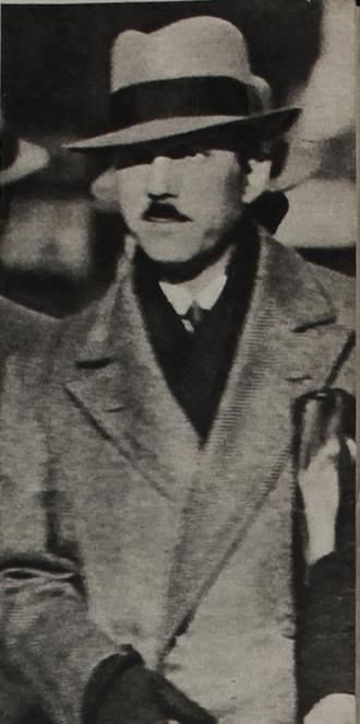 Pierre Bonny - Pierre Bonny in 1934
