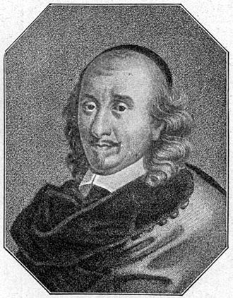 Le Cid - Portrait of Pierre Corneille, the playwright