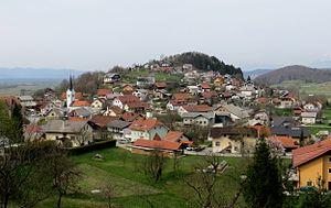 Pijava Gorica - Image: Pijava Gorica Slovenia