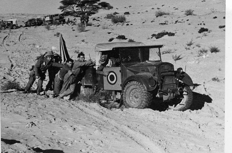 מבצע חורב - אחרי כיבוש משלטי התמילה רכב שלל