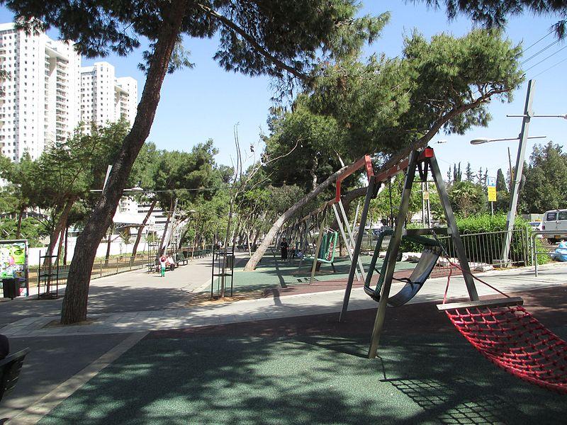 שדרות ההשכלה בתל אביב