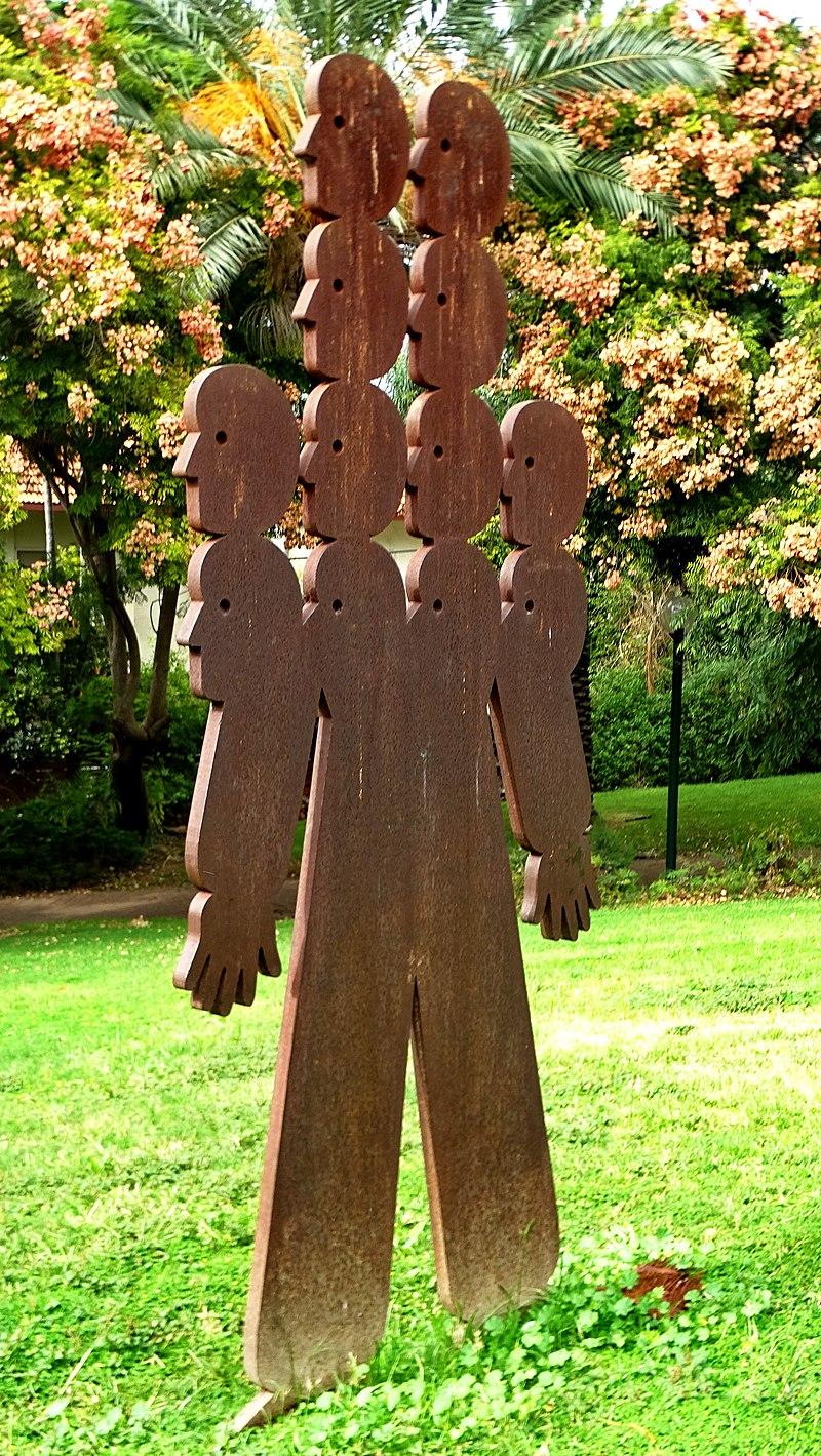 פסל חוצות ברעננה