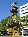 Pioneer Monument by Frederick William MacMonnies - DSC01381.JPG