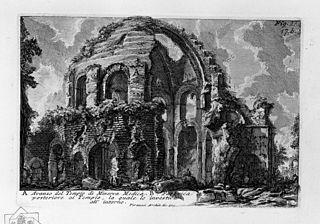 Avanzo del tempio di Minerva Medica