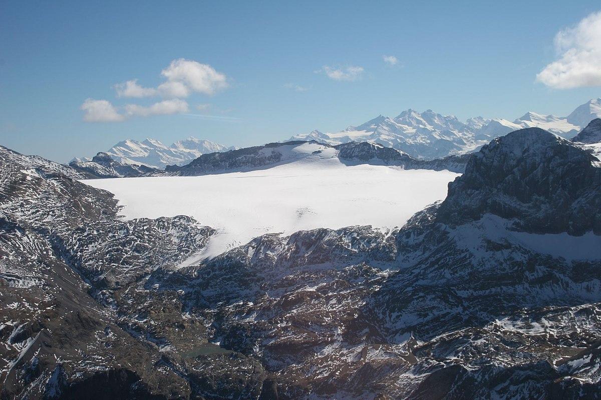 Plaine Morte Gletscher Wikipedia