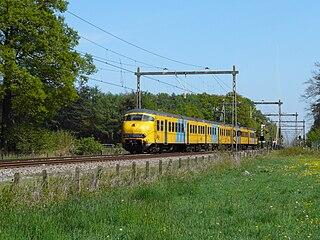Deventer–Almelo railway
