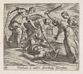 Plate 30- The Death of Pentheus (Pentheus a matre, sororibusq discerpitur), from Ovid's 'Metamorphoses' MET DP864259.jpg
