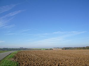 Chemin des Dames - Plateau of the Chemin des Dames