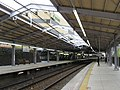 Platform of Inagi Station on Keio Sagamihara Line.jpg