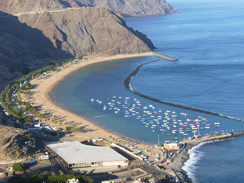 File:Playa de Las Teresitas.JPG