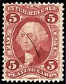 Playing cards tax stamp Washington 5c 1863 issue.jpg