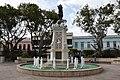 Plaza Colón with statue - Mayagüez Puerto Rico.jpg