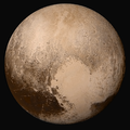 Pluto in True Color x 2 - 25 July 2015.png