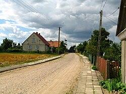 Podlaskie - Knyszyn - Czechowizna - droga.JPG