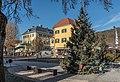Poertschach Hauptstrasse 158 und 160 und Weihnachtsbaum 08112016 5536.jpg