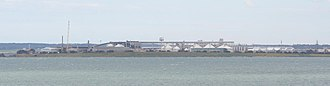Aluminium smelting - Overview of the Point Henry smelter, operated by Alcoa World Alumina and Chemicals in Australia