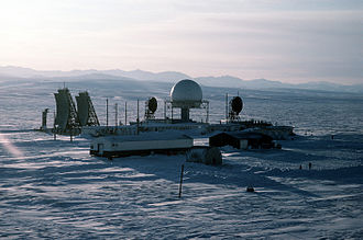 Point Lay, Alaska - DEW line station formerly at Point Lay, Alaska.