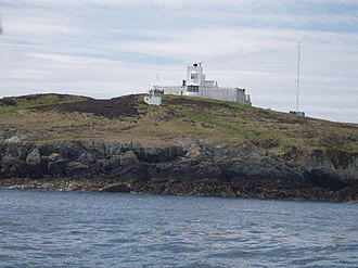 Llaneilian - Point Lynas Lighthouse, Llaneilian