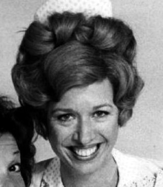 Polly Holliday - Holliday in Alice (1976).