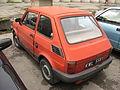 Polski Fiat 126 BIS on Rotmistrza Zbigniewa Dunin-Wąsowicza street in Kraków (2).jpg