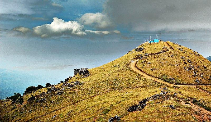Ponmudi Hills Trivandrum Hill stations in India