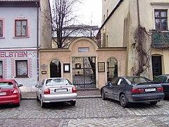 Popper Synagogue of Kazimierz, Kraków.jpg