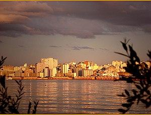 Palestinian Brazilian - Greater Porto Alegre received many Palestinian refugees