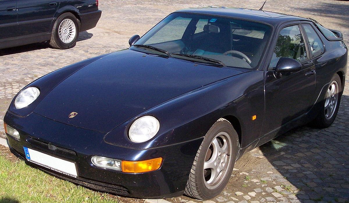 Porsche 968 Wikipedia
