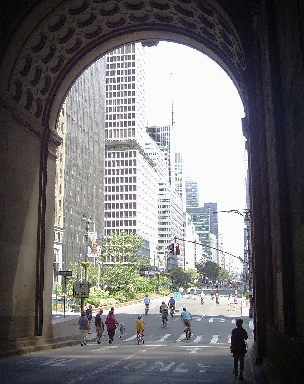 Portal to Park Avenue