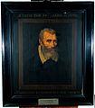 Portrait of A. Busennius, 16thC, before restoration. Wellcome L0017445.jpg