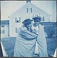 Portrait of Anne Densmore and Marguerita Sargent in costumes, 1902. (17978124205).jpg