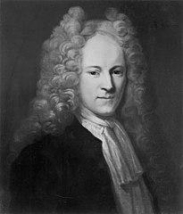 Portret van Jan Pieter van Mansvelt (1686-1756)