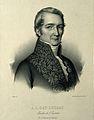 Portrait of Louis-Joseph Gay-Lussac (1778 - 1850) chemist Wellcome V0002196.jpg